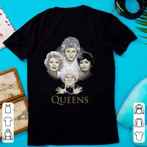 Golden Queens shirt