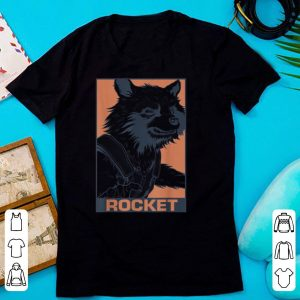 Marvel Rocket Raccoon shirt