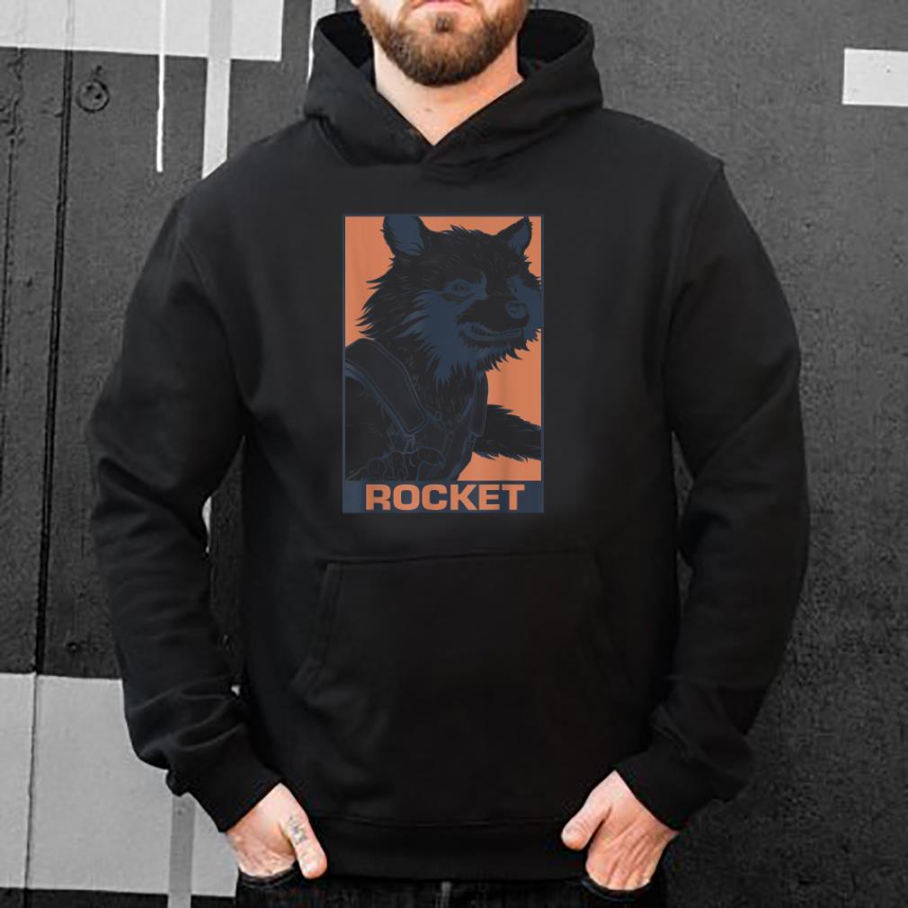 Marvel Rocket Raccoon shirt 4 - Marvel Rocket Raccoon shirt