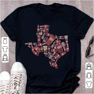 texas dr pepper shirt