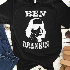 Black And White Ben Drankin Independence Day shirt