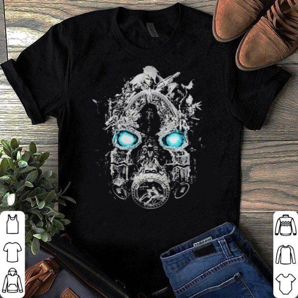 Borderlands 3 Mask of Mayhem White Teaser Borderlands shirt