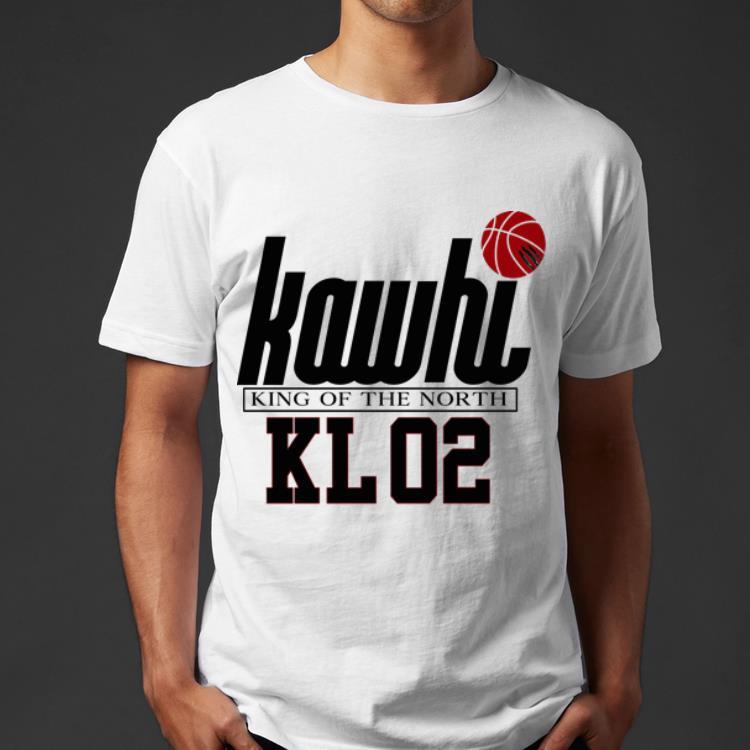 Kawhi King Of The North KL02 Basketball shirt 4 - Kawhi King Of The North KL02 Basketball shirt
