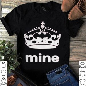 Queen Leslie Jones mine shirt