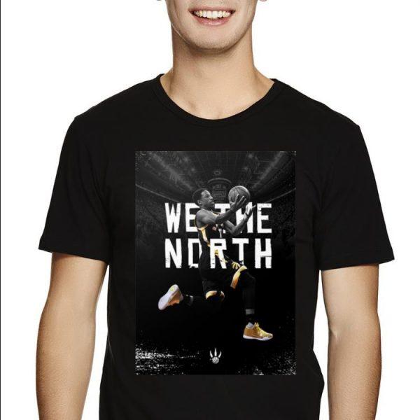 Toronto Raptors We the North shirt