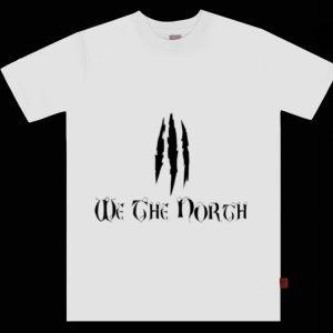 We The North Toronto Raptors Basketball shirt