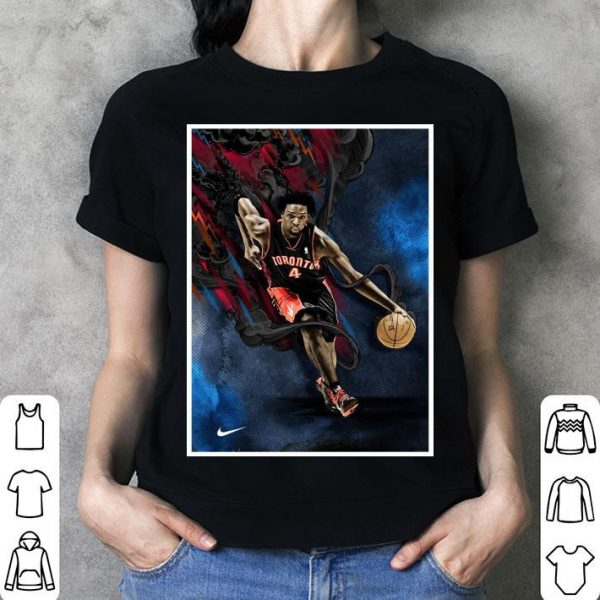 04 Toronto Raptor Basketball Shirt