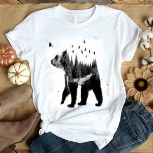 Bear Nature Summer Nature Vacation shirt