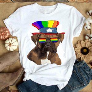 Boxers Gay Pride Lgbt Rainbow Flag Lgbt Gifts Shirt