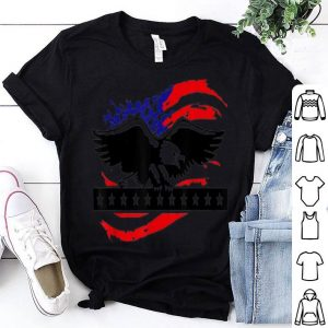 Eagle 4th Of July American Flag shirt