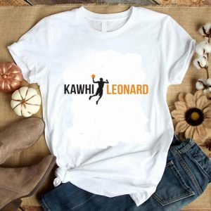 Kawhi Leonard Toronto Raptors NBA Player Shirt