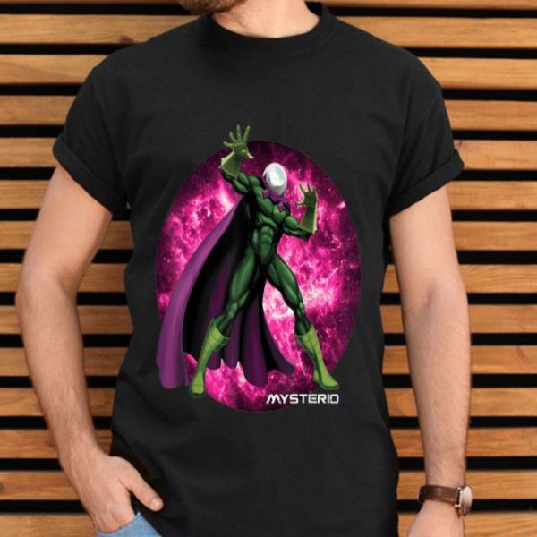 Mysterio Look Out For The Mysterious Mist shirt