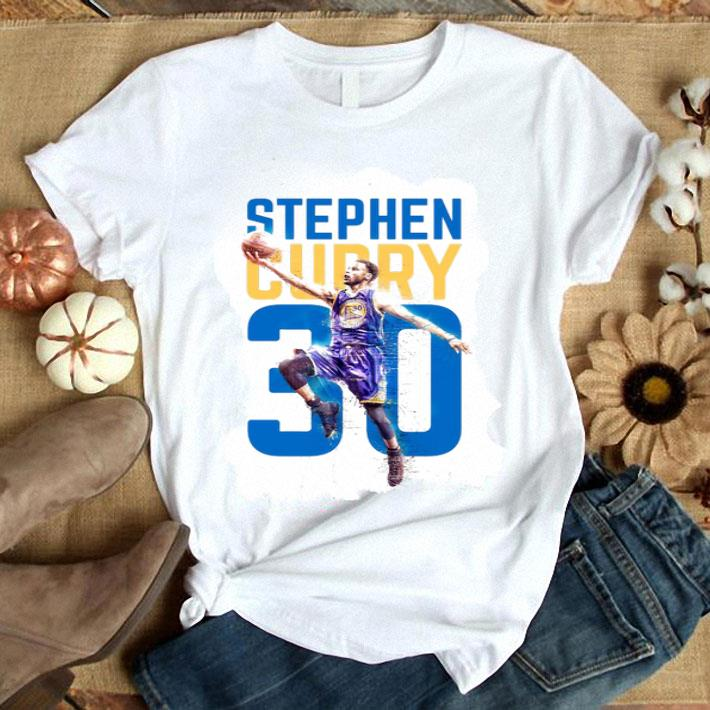 competitive price 520a8 840ae Stephen Curry Golden State Warriors #30 Shirt
