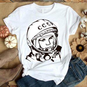 1961 - Yuri Gagarin - First Man in Space Lineart shirt