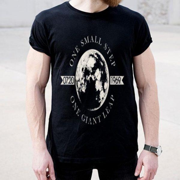 1969 Moon Landing, Apollo 11 50th Anniversary Souvenir Premium shirt