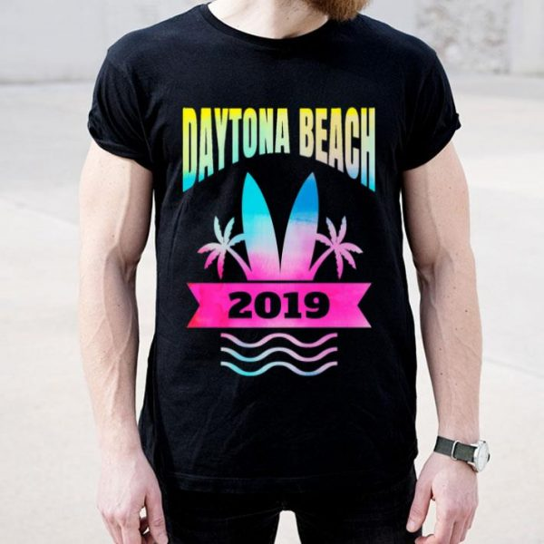 2019 Daytona Beach Vacation Premium shirt