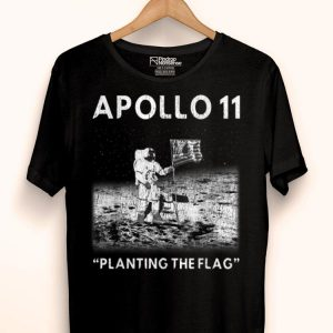 50th Anniversary Moon Landing Apollo 11 1969 - 2019 shirt