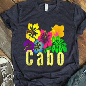 Cabo San Lucas Tropical Beach Surf Tee shirt