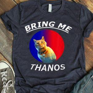 Goose The Flerken Cat Bring Me Thanos shirt