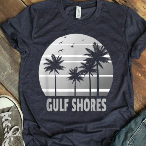 Gulf Shores Beach Souvenir Alabama Vacation shirt