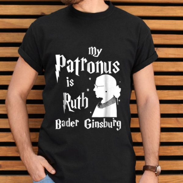 My Patronus Is Ruth Bader Ginsburg - RBG shirt