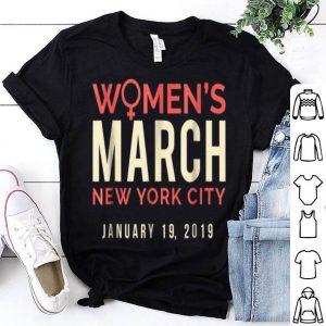 New York City NYC Ny Womens July August 19 2019 shirt