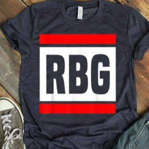 RBG Ruth Bader Ginsburg Justice Old School shirt
