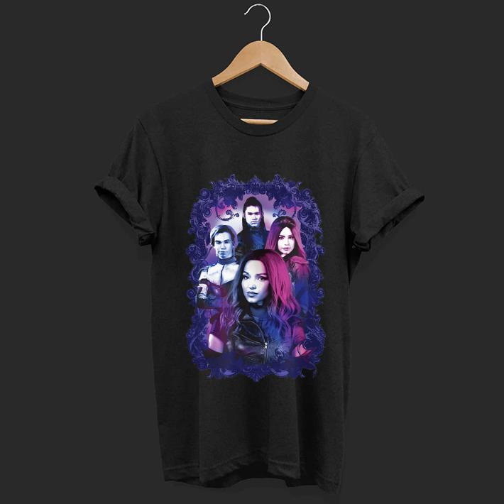 Awesome Disney Descendants 3 Carlos Jay Mal and Evie shirt