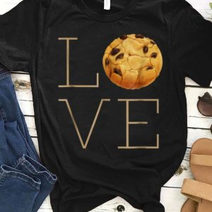 Awesome Love Chocolate Chip Cookies shirt