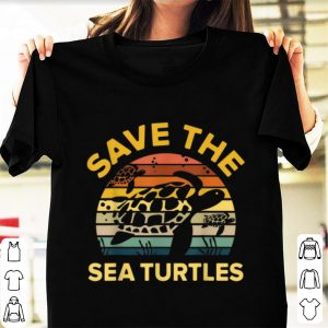 Awesome Save The Sea Turtle Vintage shirt