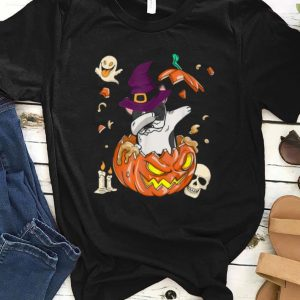 Beautiful French Bulldog Dog Pumpkin Halloween Halloween Gifts shirt