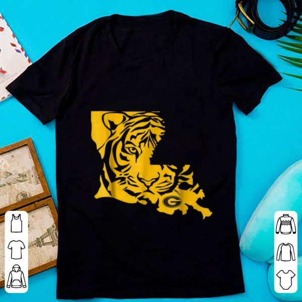 Hot Grambling State Tigers Mascot State shirt