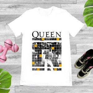 Hot Queen Official Live Concert Blocks shirt