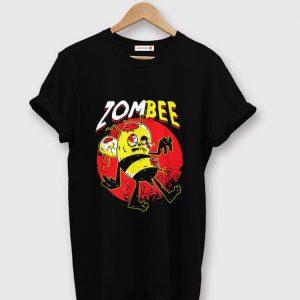 Nice Beekeeping Zombie Honeybee Zombee Beekeeper's Halloween shirt