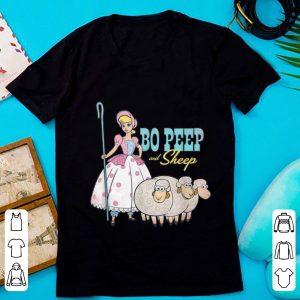 Nice Disney Pixar Toy Story 4 Bo Peep And Sheep shirt