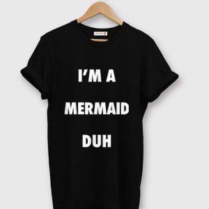 Nice Easy Halloween Mermaid Costume For Men Women Kids shirt
