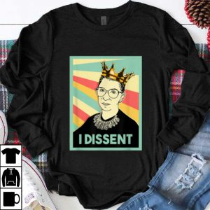 Nice Notorious RBG Crown Supremes shirt