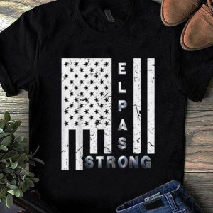 Official American Flag El Paso Strong shirt
