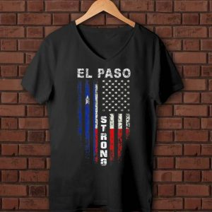 Original American Flag El Paso Strong shirt
