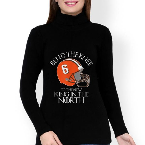 Original Bend The Knee To The New King In The North shirt