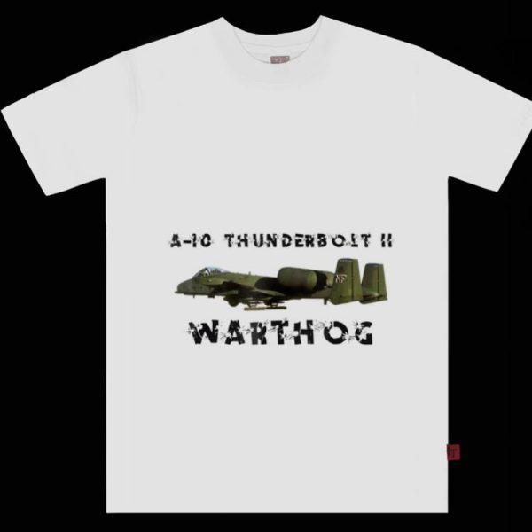 Premium A10 Thunderbolt II Warthog shirt