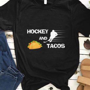 Premium Hockey And tacos Sport shirt