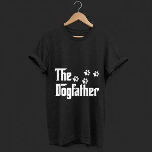 Premium The Dogfather Dog Paws shirt