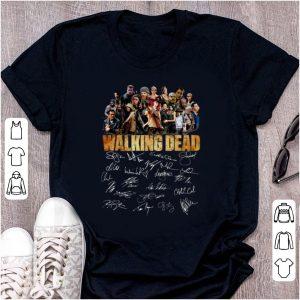 Premium The Walking Dead Signature shirt