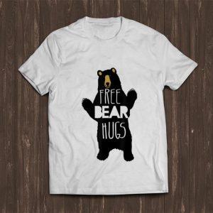 Pretty Free Bear Hugs Bear Humor Bear Family shirt