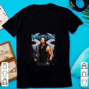 Pretty WWE Roman Reigns One Versus All Portrait shirt