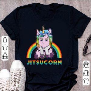 Top Jitsucorn Unicorn - Brazilian And Jiu-Jitsu shirt