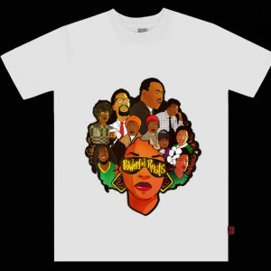 Top Powerful Roots Black History Month I Love My Roots shirt