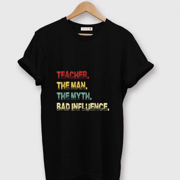 Top Teacher The Man The Myth The Legend Vintage shirt