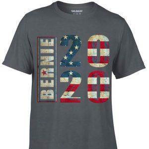 Awesome Bernie 2020 American Flag shirt